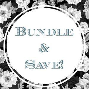 Bundle and save! 🖤